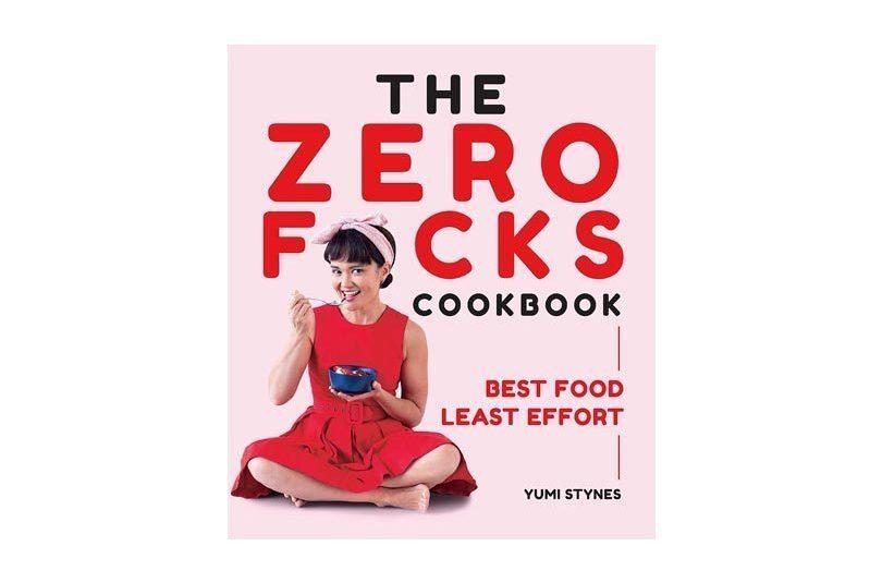 The Zero F*cks Cookbook