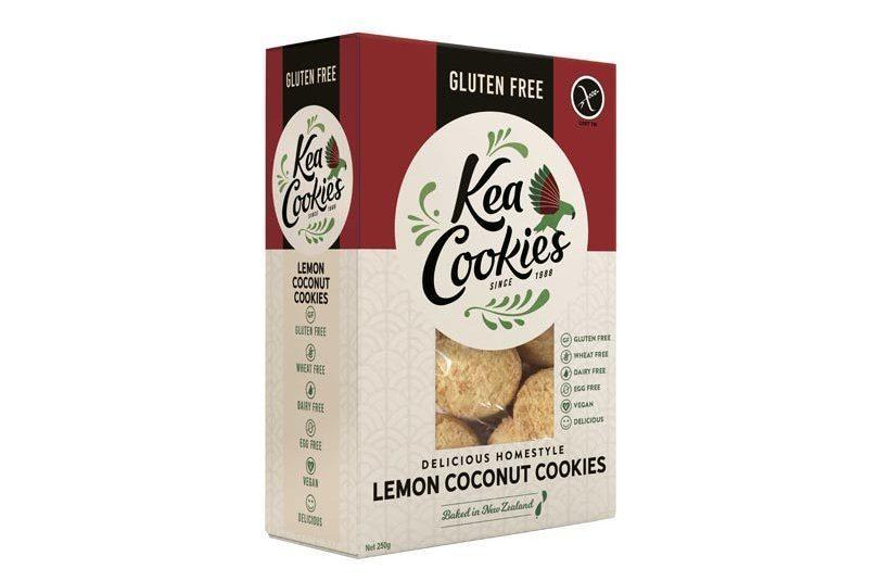 Bellefield Butter & Kea Cookies