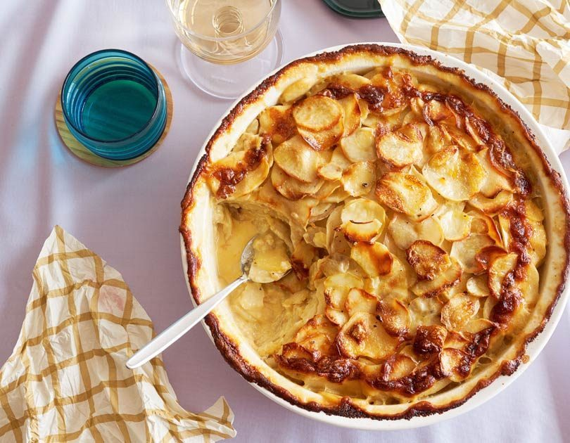 Washed-Rind Gratin