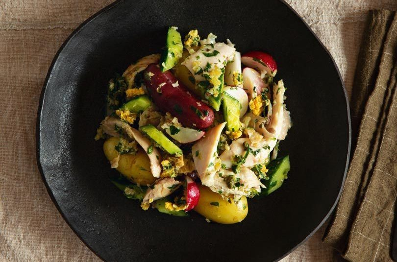 Chicken & Tarragon Salad