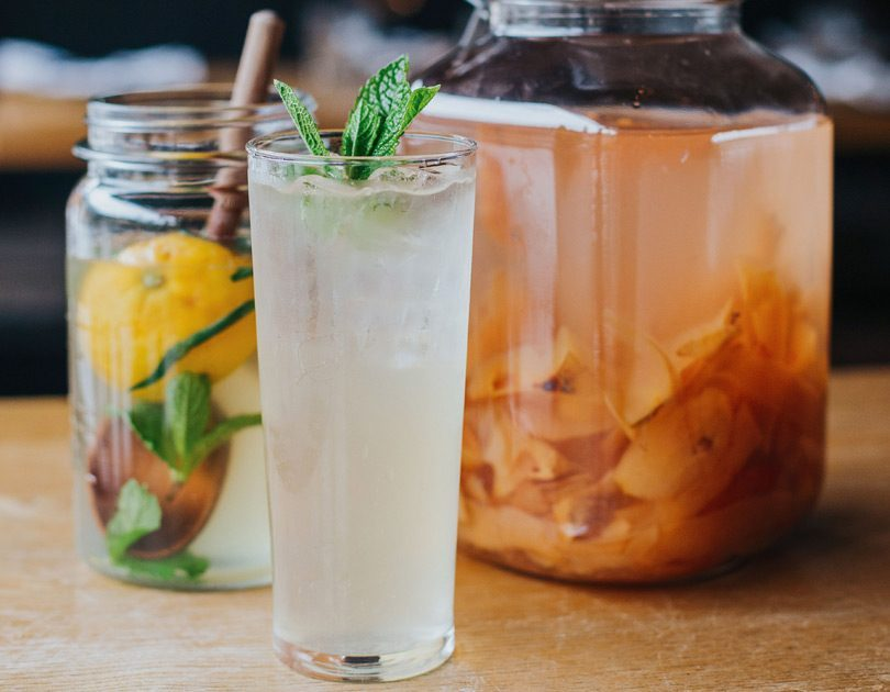 Switchel & Apple Cider Vinegar