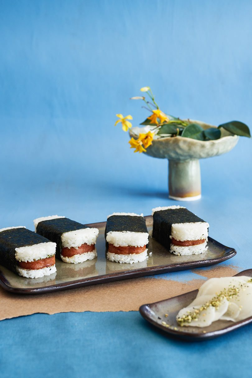 Spam Musubi Cuisine For The Love Of New Zealand Food