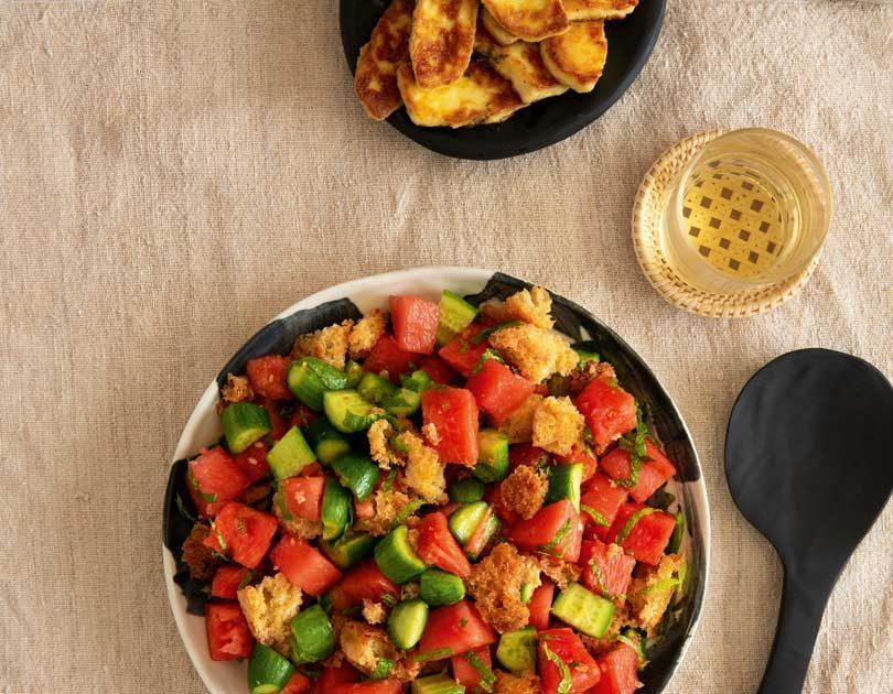 HAVE YOU TRIED? HALOUMI