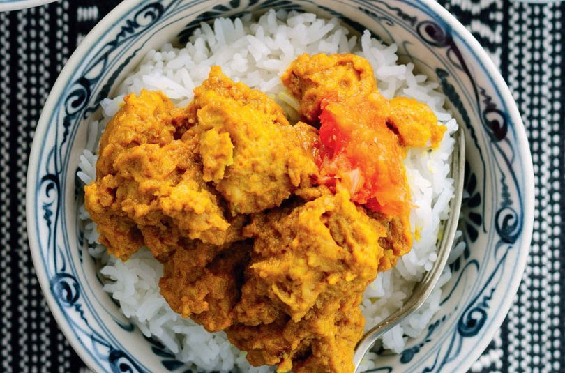 TEMPEH CURRY – RENDANG TEMPE