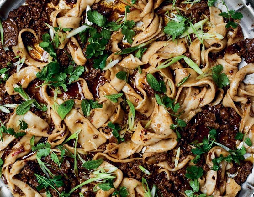 SICHUAN HAND-PULLED NOODLES