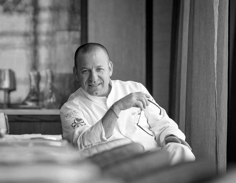 Michelin-starred chefs take over SO/ Auckland