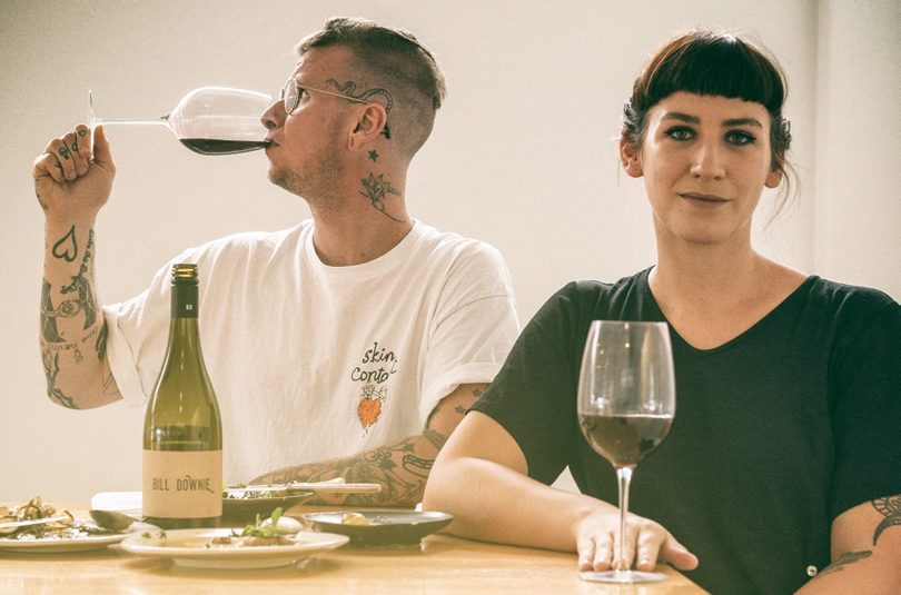 We're watching… Conor Mertens and Carly Black