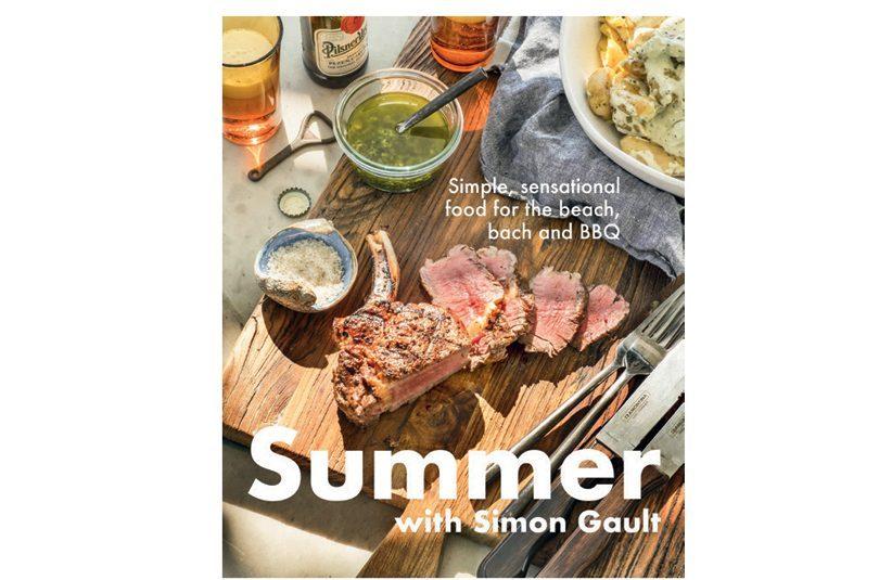 SUMMER WITH SIMON GAULT