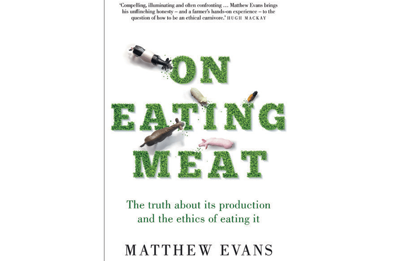 ON EATING MEAT