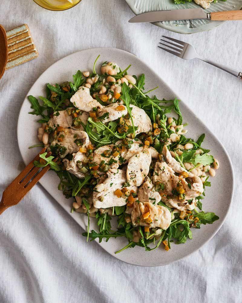 Chicken Salad Recipe Nz