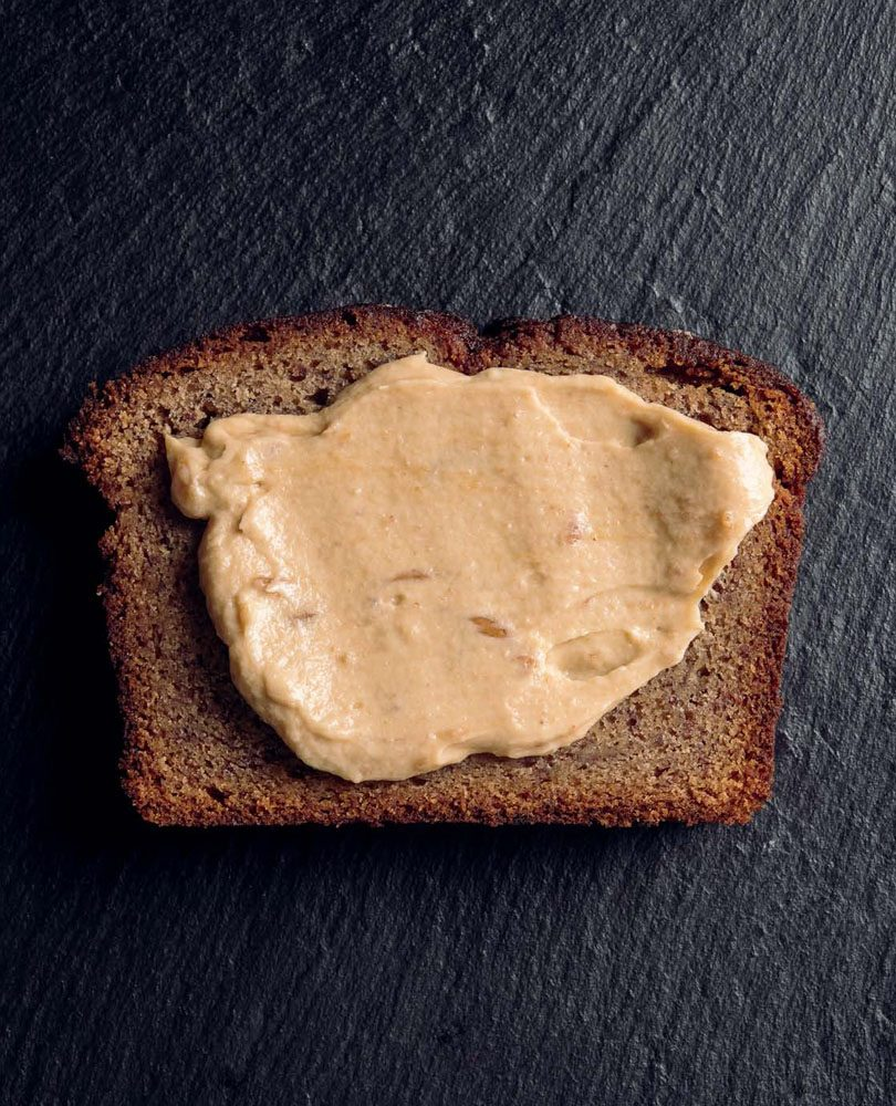 Everybody Eats Banana Bread With Peanut Whip Cuisine For The Love Of New Zealand Food