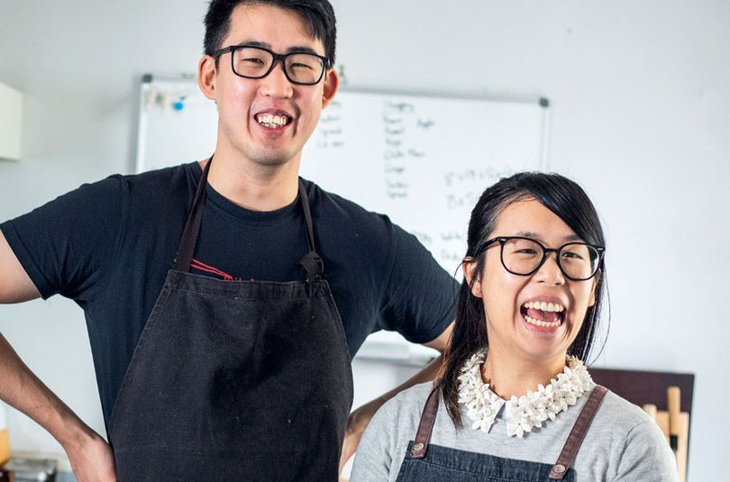 WE'RE WATCHING… TOWNHOUSE RAMEN / KEVIN NGADISASTRA & LOUISE ING