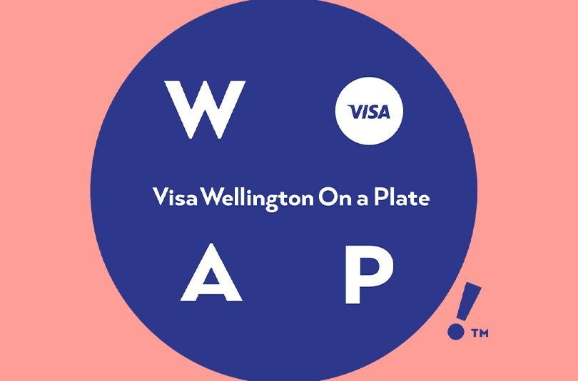 Take a seat at Visa Wellington On a Plate – exciting 2020 Festival programme!