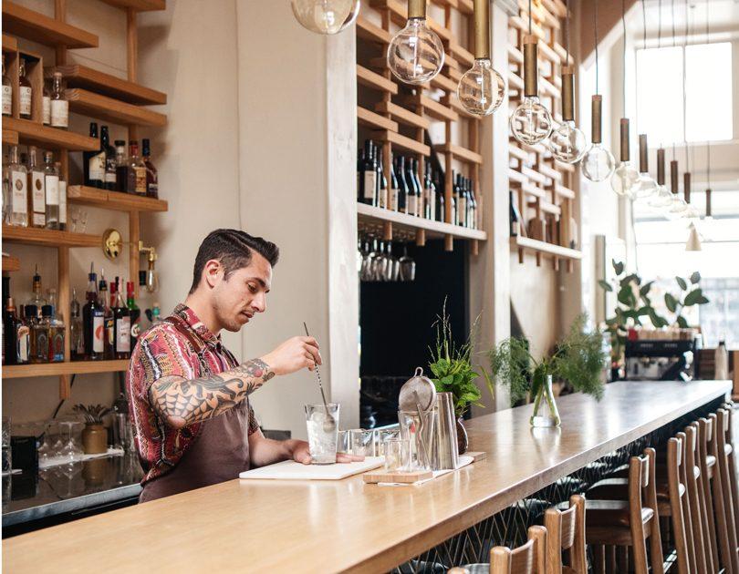 Bar Bites / Napier (Bistronomy)