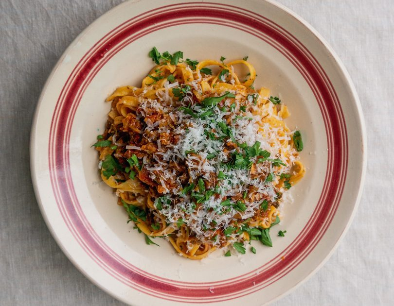 BROCCOLI BOLOGNESE